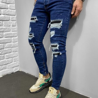 BLUGI K 7 DENIM